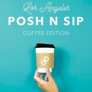 Posh N Sip Cofee Addition
